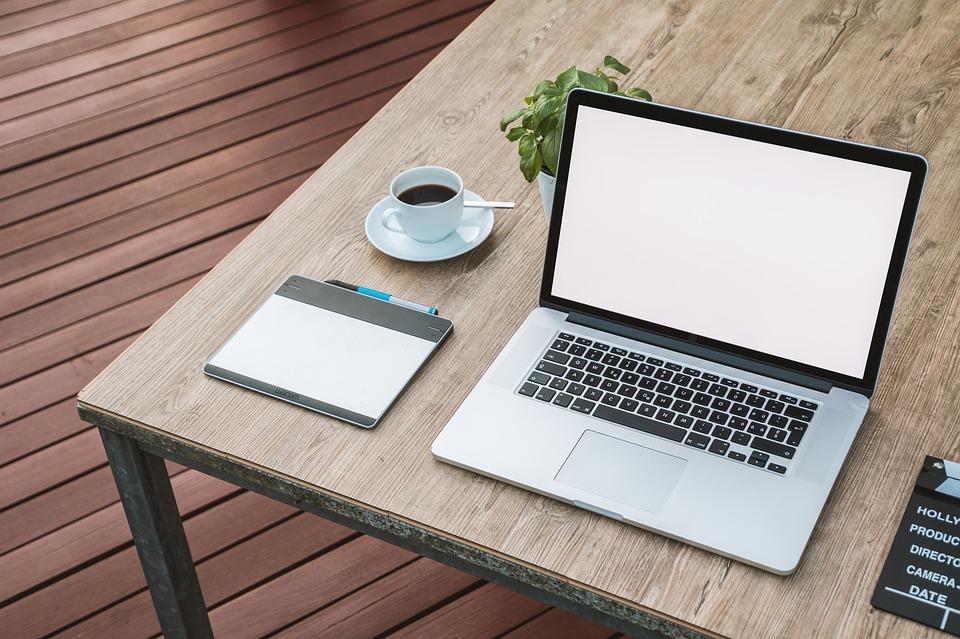 notebook, kancelária